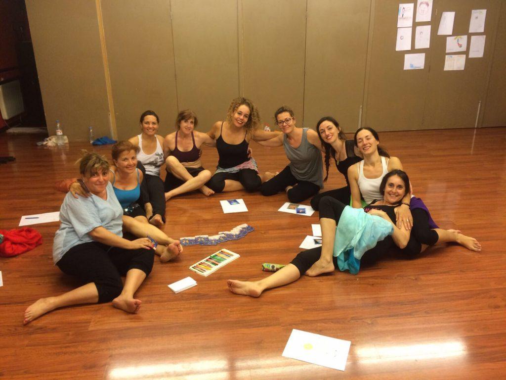 Danzaterapia en Barcelona